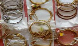Bangles for every occasion- party wear to traditional