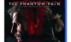 Metal Gear solid 5 Phantom Pain For Sale.