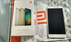 Brand new Mi Note 3 32GB(Silver) 15 Days with all