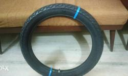 Michelin Brand New Tyre With Tube Size - 2.75-18... Fit