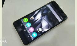 Micromax canvas spark 2 year mobile in new condition