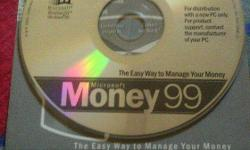 Microsoft Money 99 (Original Financial Software)