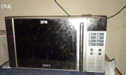 20 Litre IFB make microwave oven in very good