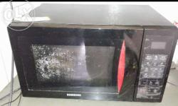 Brand-Samsung Microwave + convection + grill + oven