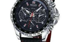 Miger Brandat men watch low price 4day's old seal pack