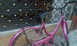 miss India bicycle old condition