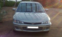 Lancer 2002 model car in good condition for sale..ac,