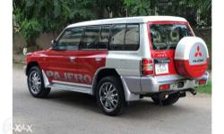 Pajero 2009 All Original 4X4 New 20inch Alloy Tyres