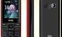 intex 2040 dual sim(gsm) condition-1yr old