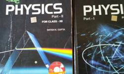 modern abc class 12 phy book for sale . in good