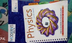 Modern ABC's Physics Class 12th both parts available.