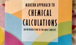 Modern Approach to Chemical Calculations- RC Mukerjee.