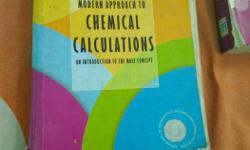 Modern Approach To Chemical Calculations Textbook