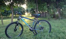 Montra Rock 1.1MTB bike* Light weight 10kg aluminium