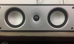 mordaunt short center speaker in mint condition Price