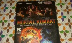 mortal kombat komplete edition 100% working with all