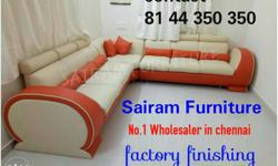 mosi sofa factory finishing with 5 years warranty..