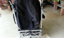Branded stroller mothercare handy and comfort to move