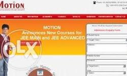Motion classes Kota video lectures for iit jee of pcm
