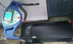 Motorised Treadmill Telebrand TM 150MN Motor 1.5 HP 11