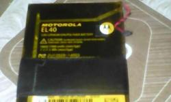 Motorola El 40 Battery