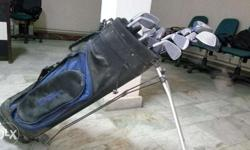 Moving sale for Wilson Golf set- sold out