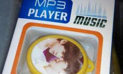 Mp3 player new model new brand fresh piece