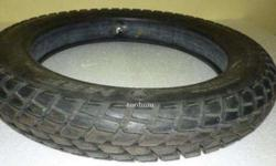 Mrf moto D tyre new , yamaha Rx from nd back tyre size