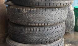 Mrf zvlt 175/65r15 4 tyres driven only 5500 kms . Tyres