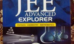 mtg IIT JEE advanced Explorer, unused, physics,
