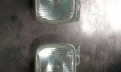 Murati van Omani left and right head light