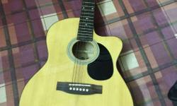 Guitar Is very well condition. Not used so much.