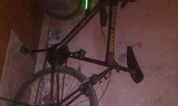My cycle is very good condition with gear and horn
