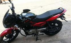 My motercycle is baja pulsar150cc is new parchege of