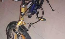 My son using this cycle in gud condition only u have to