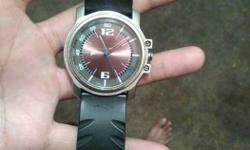 my two branded watches in a cheap price
