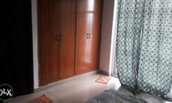 Need a working professional roomate in a 2BHK flat from