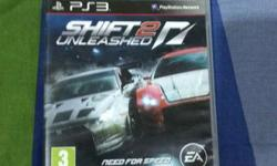 Need For Speed Shift 2: Unleashed. It's in great