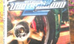 Need for speed underground2 pc game cd