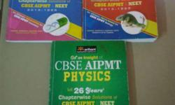 Last 26 years solved papers of NEET. Useful for all