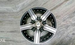 Neo alloy wheels for sale.14inch . Only 3 piece