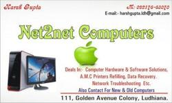 Net2net Computers we will provide Computer Sale Service