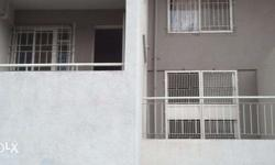 New 1 Bhk Flat on First Floor With Grilled Doors and