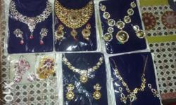 new 6 sets of artificial Jewellery in lowest price For