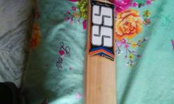 new bat of ss fully punched 33mm side. 2days ago bought