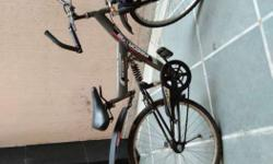 New bicycle with double suspention or disc brake