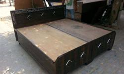New box bed free home delivery