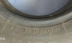 New Brand Ceat tyres mint condition , only month use ,