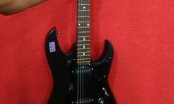 New branded Electric guitar with complete kit with bill