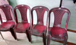 New chairs for sale urgent
